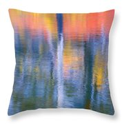 Autumn Resurrection Throw Pillow