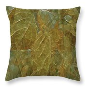 Autumn Reverie Throw Pillow