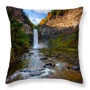 Autumn Riches Throw Pillow