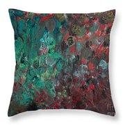Autumnal Equinox  Throw Pillow