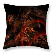 Autums Winds 2 Throw Pillow