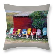 Available Seating Throw Pillow