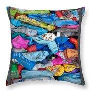 Avemare  #2 Throw Pillow