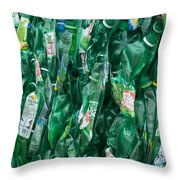 Avemare #3 Throw Pillow