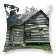 Averasboro Nc  Throw Pillow