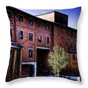 Avery Hall 5a Throw Pillow