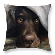 Avery Under Cover Throw Pillow