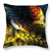 Avian Dreams 2 Throw Pillow