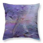 Avian Dreams 3 Throw Pillow
