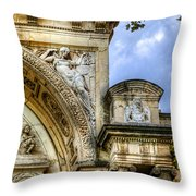 Avignon Opera House Muse 2 Throw Pillow