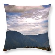 Avila 3 Throw Pillow