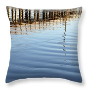 Avila Beach Pier California 1 Throw Pillow