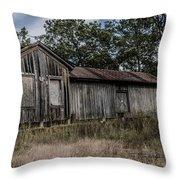 Avinger Depot 2 Throw Pillow
