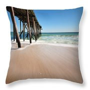 Avon By The Sea Throw Pillow