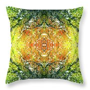 Awakened For Higher Perspective #1425 Throw Pillow
