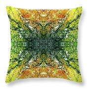 Awakened For Higher Perspective #1426 Throw Pillow