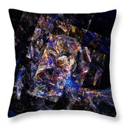 Awakening From A Nightmare Throw Pillow