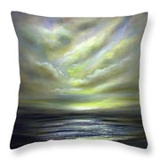 Away 2 Throw Pillow