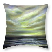 Away 3 Throw Pillow