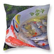Awesome. About Love. Throw Pillow