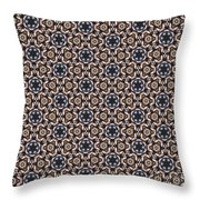 Awesome Mosaic Pattern Throw Pillow