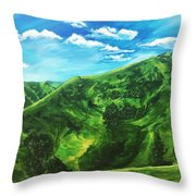 Awesome Serenity Throw Pillow
