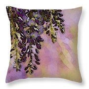 Awful Purdy Throw Pillow