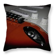 Axe To Grind Throw Pillow