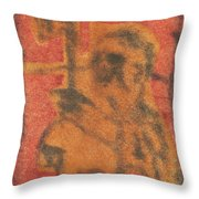 Axeman 10 Throw Pillow