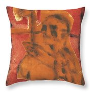 Axeman 13 Throw Pillow