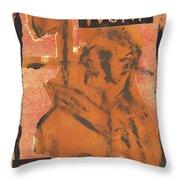 Axeman 22 Throw Pillow