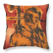 Axeman 5 Throw Pillow