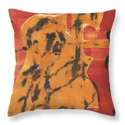 Axeman 6 Throw Pillow