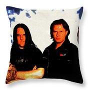 Axenstar Throw Pillow
