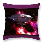Axiom Delight Throw Pillow