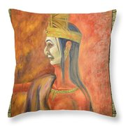 Axooxco Illustration Throw Pillow by Lilibeth Andre