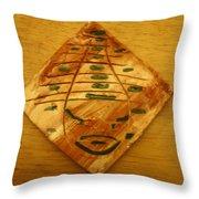 Ayo - Tile Throw Pillow