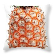 Azores Islands Pineapple Throw Pillow