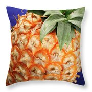 Azores Pineapple Throw Pillow