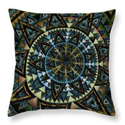 Aztec Throw Pillow