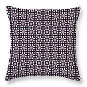 Azulejos Magic Pattern - 03 Throw Pillow
