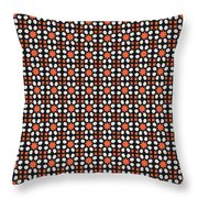 Azulejos Magic Pattern - 04 Throw Pillow
