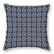 Azulejos Magic Pattern - 05 Throw Pillow