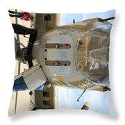 B-17 Front  Throw Pillow