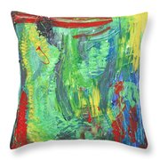 B-beautifull Throw Pillow