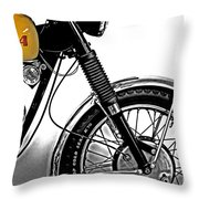B S A Victor  Throw Pillow