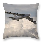 B52-h  Throw Pillow