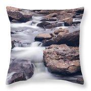 Babcock Stream Throw Pillow