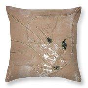 Babe - Tile Throw Pillow