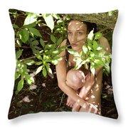 Baby Animal Throw Pillow
